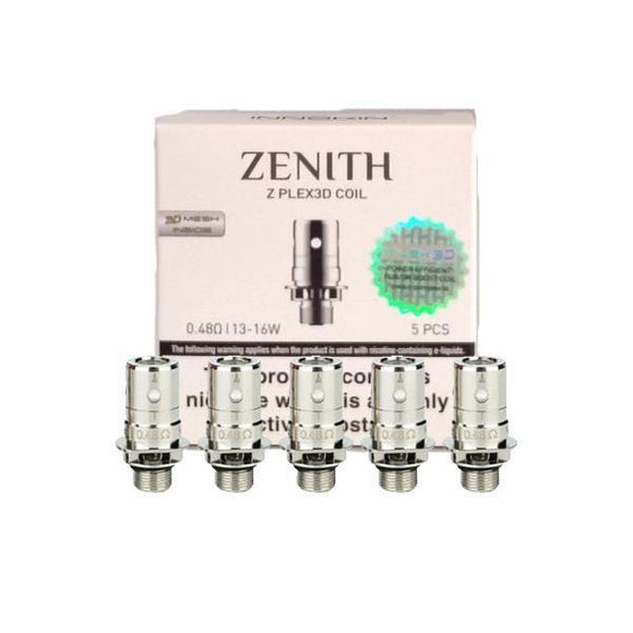 Vaping Products - Innokin Zenith 0.8/0.48 Ohm Coils
