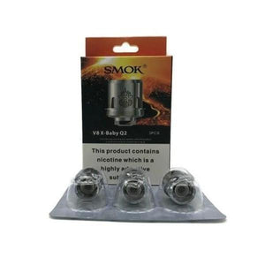 Vaping Products - Smok V8 X-Baby Q2 0.4 Ohm Coil