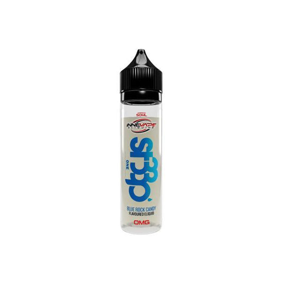 Vaping Products - St33p One By Innevape 0mg 50ml Shortfill (80VG-20PG)