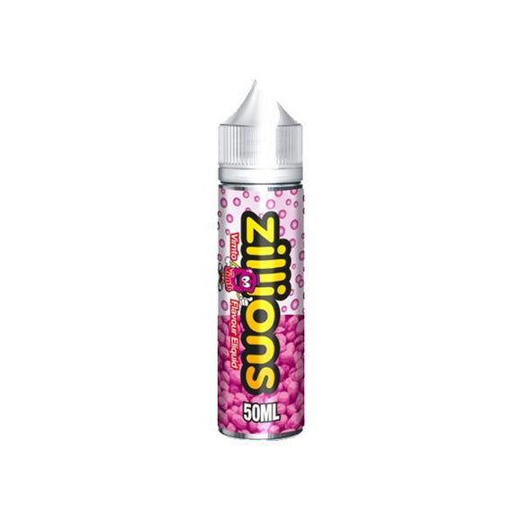 Vaping Products - Zillions 0mg 50ml Shortfill (70VG/30PG)