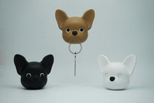 Load image into Gallery viewer, Frenchie Dog Key Holder