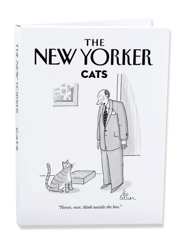 The New Yorker Notecards - Cats