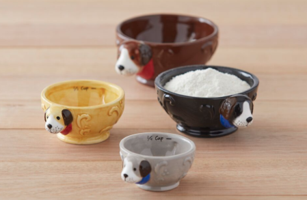 Rufus Measuring Cups Set of 4 - Davis & Waddell