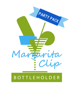 Margarita Clip Bottleholder Party Pack