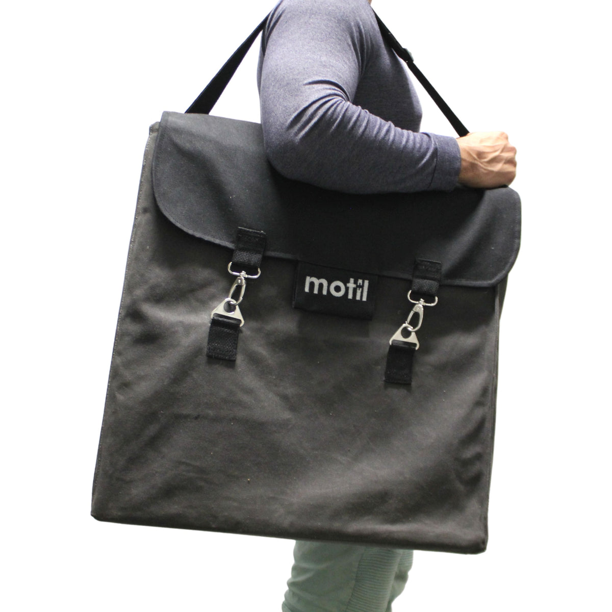Motil: Temporary Privacy System