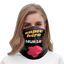 Load image into Gallery viewer, Super Hero Nurse Tube Scarf