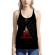 Load image into Gallery viewer, Women's 'Simply Gorgeous' Black Tank