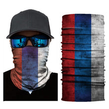 Load image into Gallery viewer, National Flag Printed Neck Gaitors