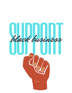 Support Black Business Sports Gaiter