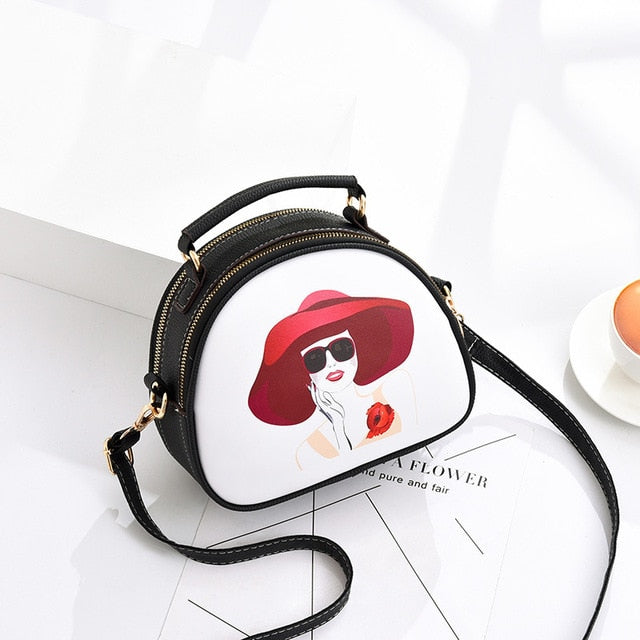 Designer Leather Crossbody Handbags