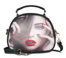 Load image into Gallery viewer, Designer Leather Crossbody Handbags