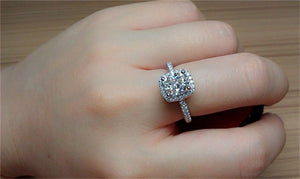 High Quality, Fine Cut Engagement Ring