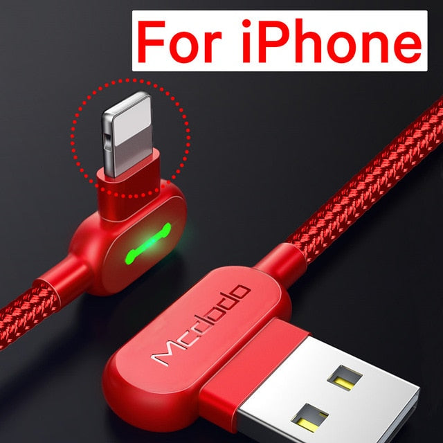 Lightning Fast USB Charging Cable For Iphone 11, 11 Pro, Androids & More! **US Fast Shipping!