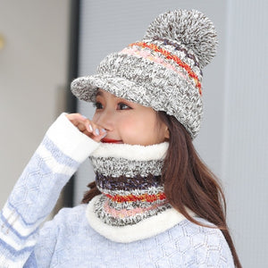 Women High Quality Knitted Beanies