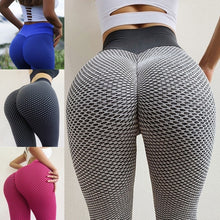 Load image into Gallery viewer, Women's Ruched Butt Lifting Yoga Pants