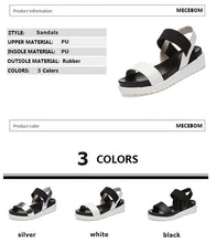 Load image into Gallery viewer, Summer Stylish Peep-Toe Sandals