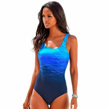 Load image into Gallery viewer, One Piece Swimsuit (Criss Cross Back)