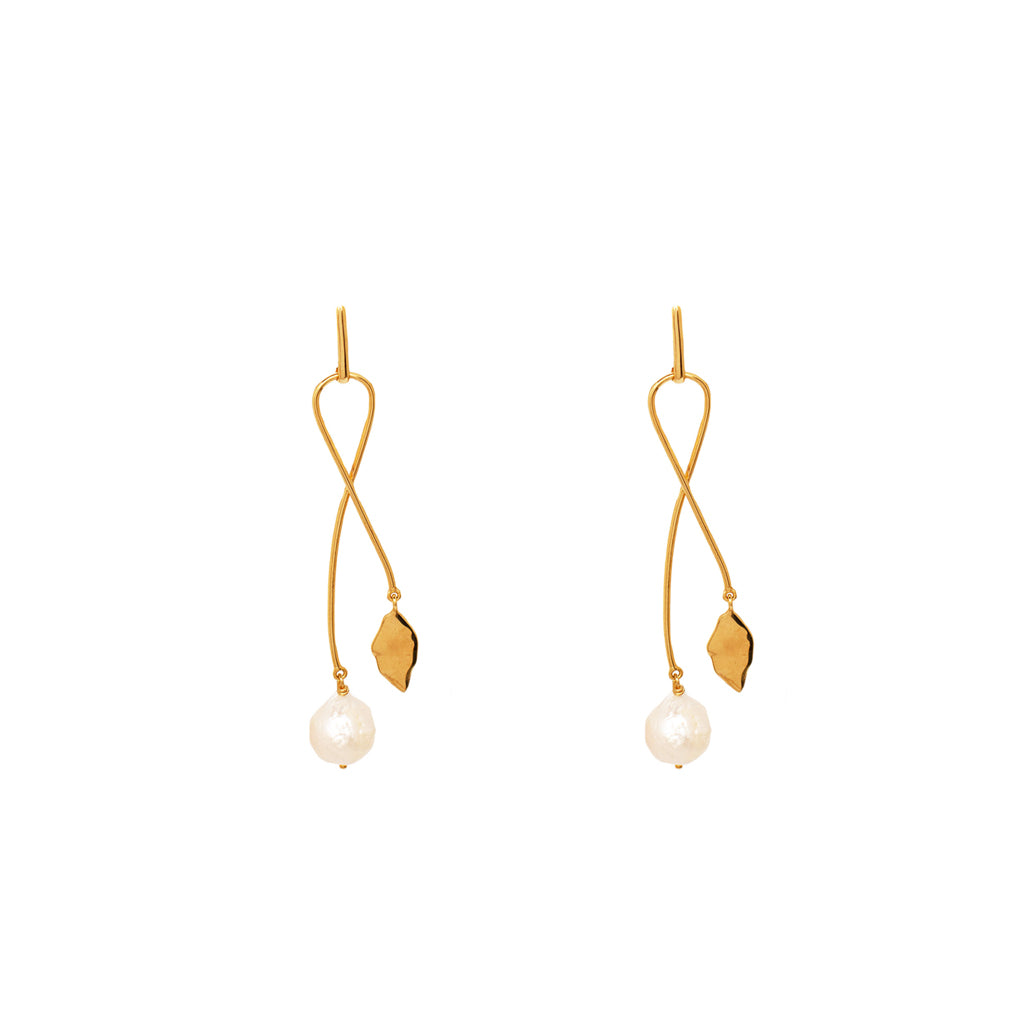 Camelia Earrings - Anna Design Jewellery