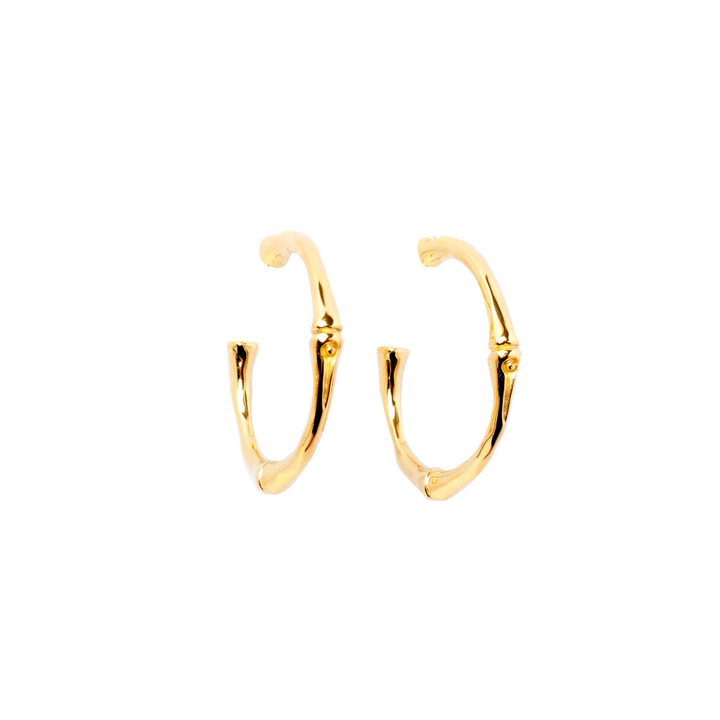 Bambino Hoop Earrings - Anna Design Jewellery