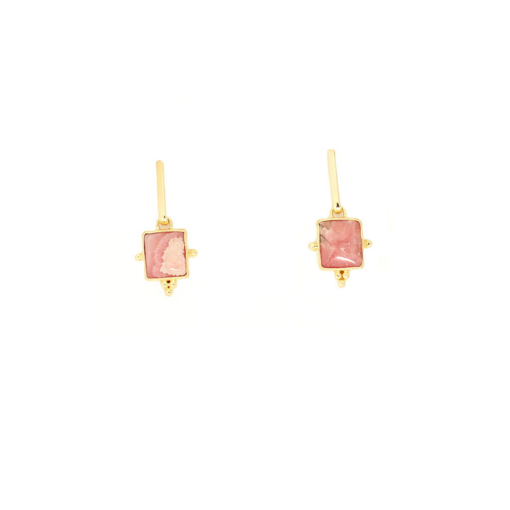 Amalia Earrings - Gold - Anna Design Jewellery