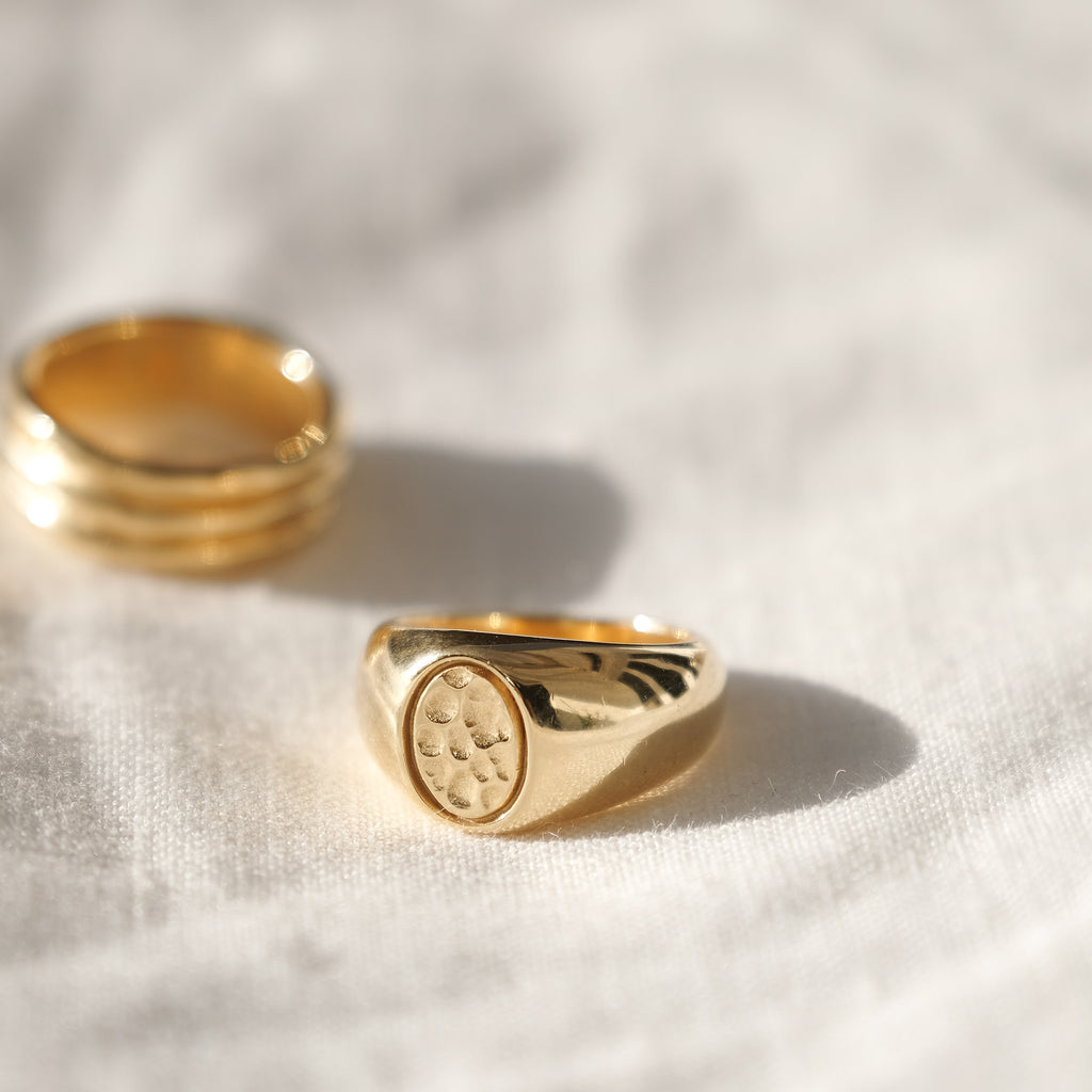 Cygnet Ring - Anna Design Jewellery
