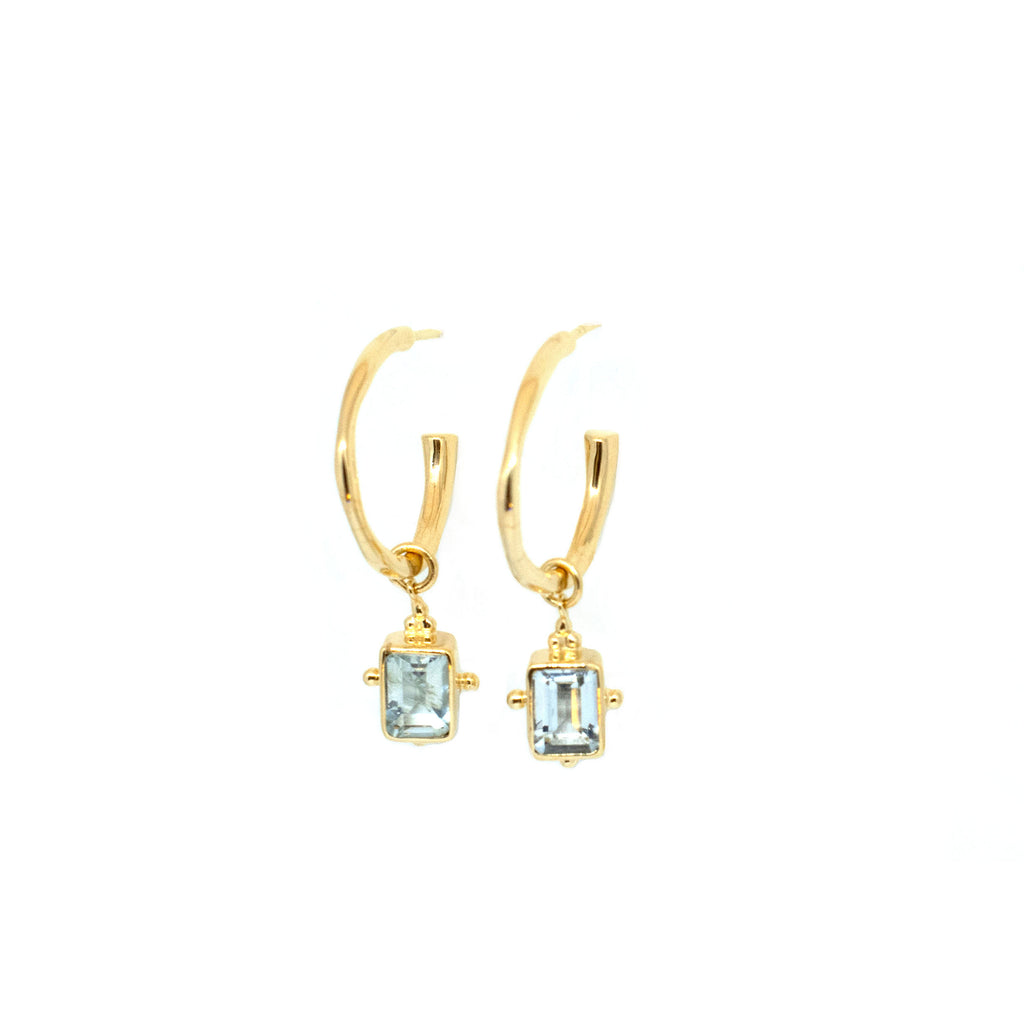 Charm - Aquamarine - Anna Design Jewellery