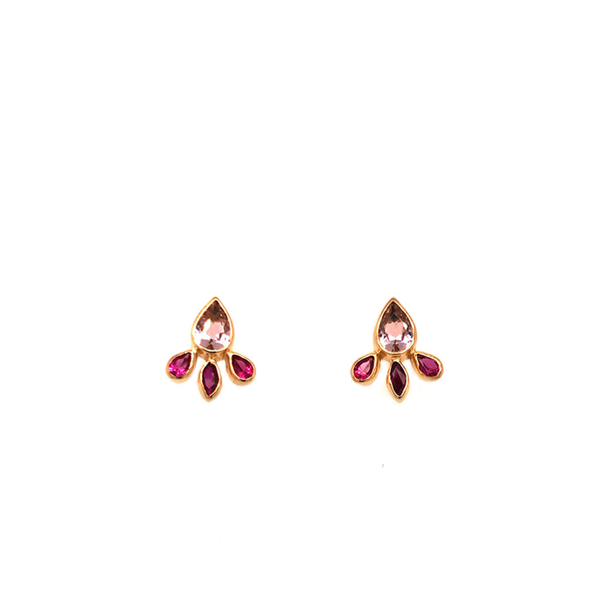 Rubina Earrings - Anna Design Jewellery