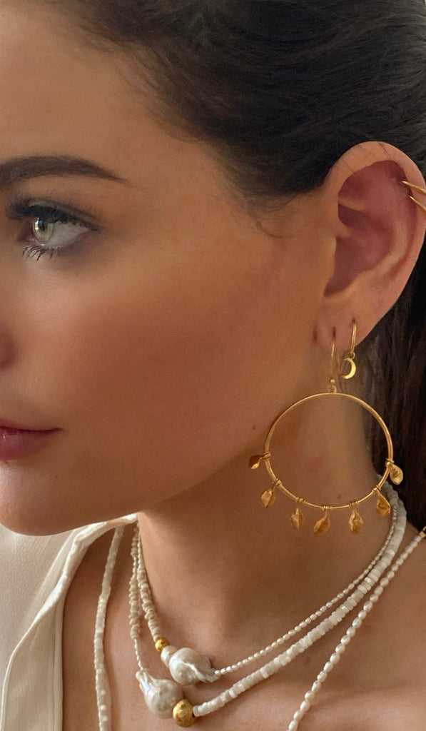 Felicity Earrings - Anna Design Jewellery