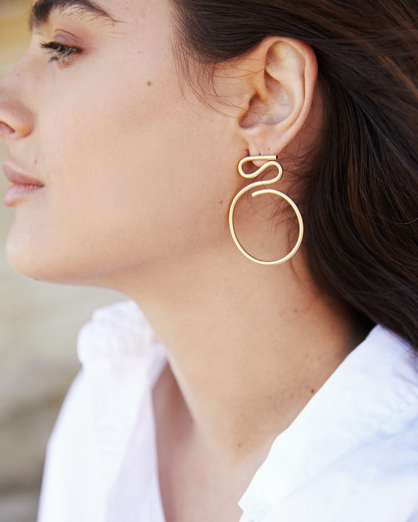 Aurelia Earrings - Anna Design Jewellery