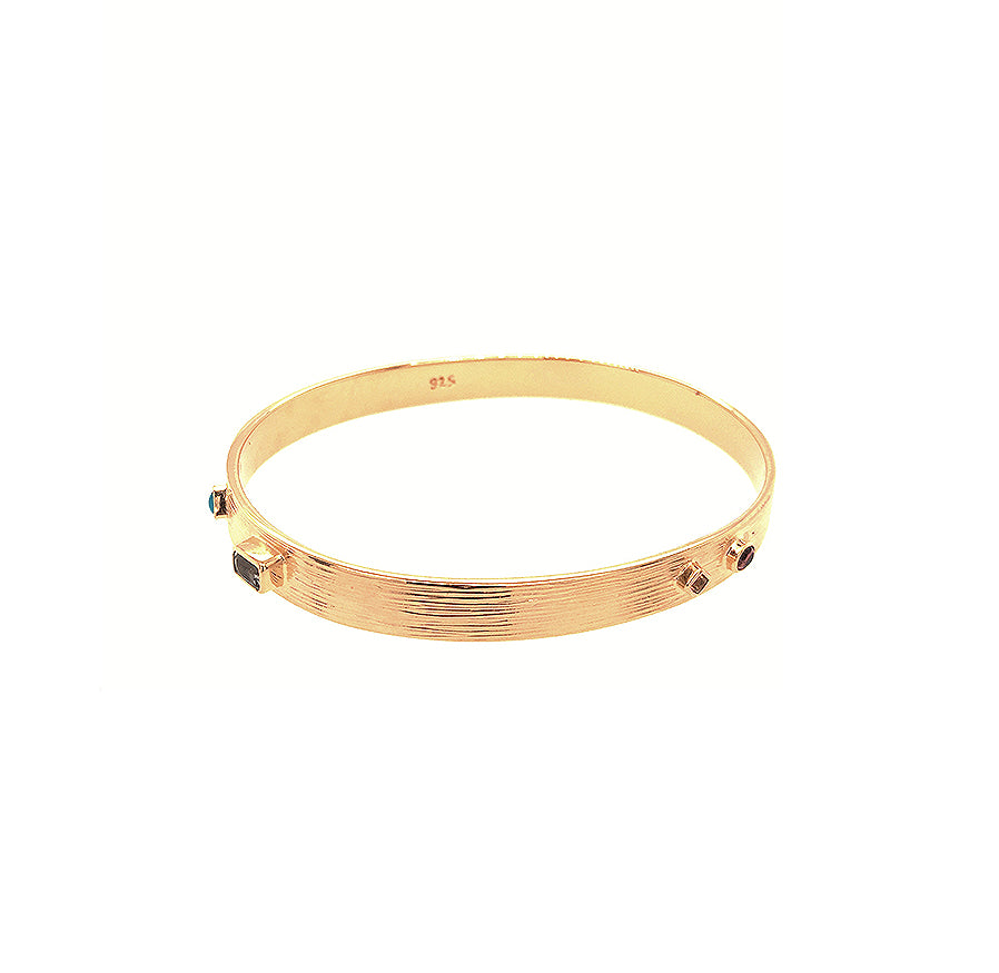 Delphine Bangle - Anna Design Jewellery