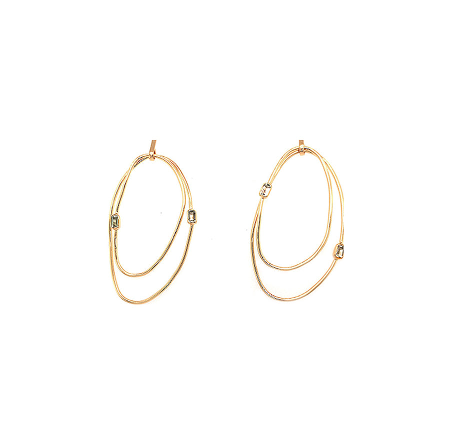 Fayette Earrings - Anna Design Jewellery