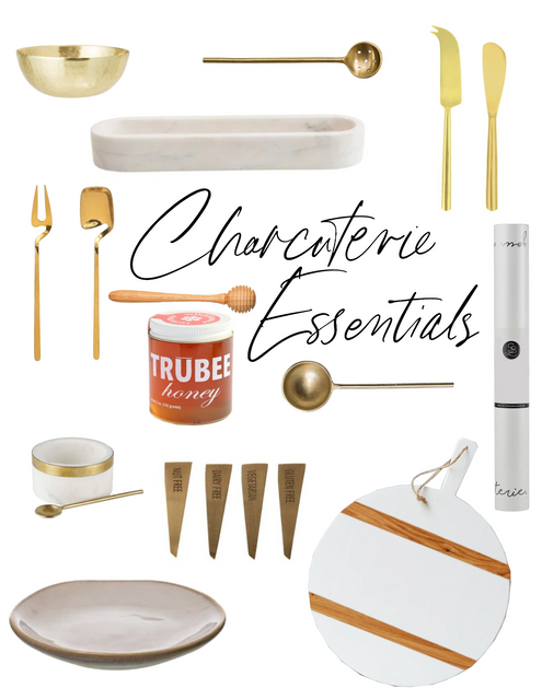 Gift Guide: Charcuterie Essentials