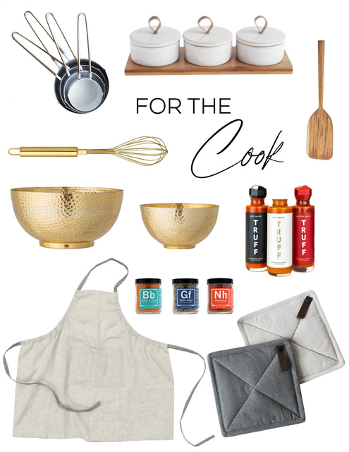 Gift Guide: For the Cook