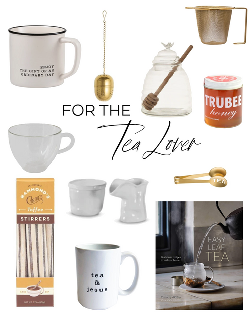 Gift Guide: For the Tea Lover
