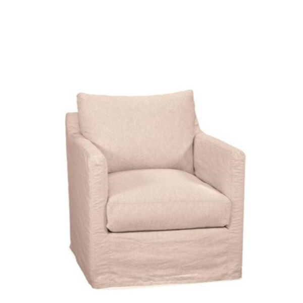 Webb Street XL Slip Cover Occasional Chair 31.5w x 36d x 39h