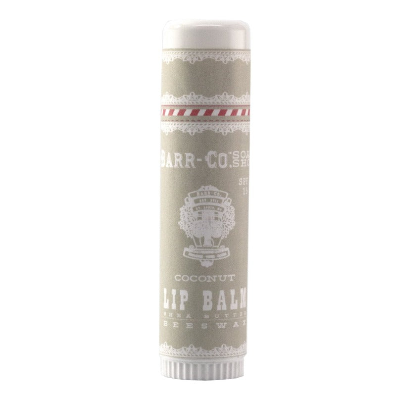 Barr-Co Coconut Lip Balm