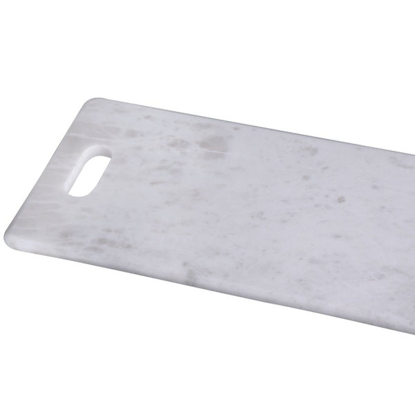 Rectangle White Marble Cheese Board