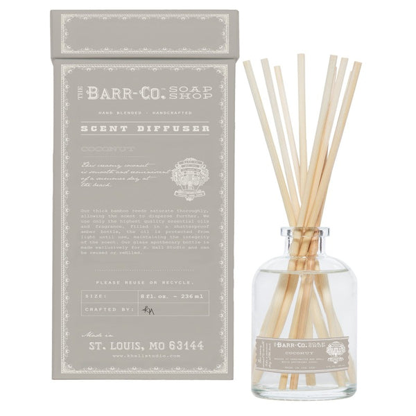 Barr-Co Coconut Diffuser Kit