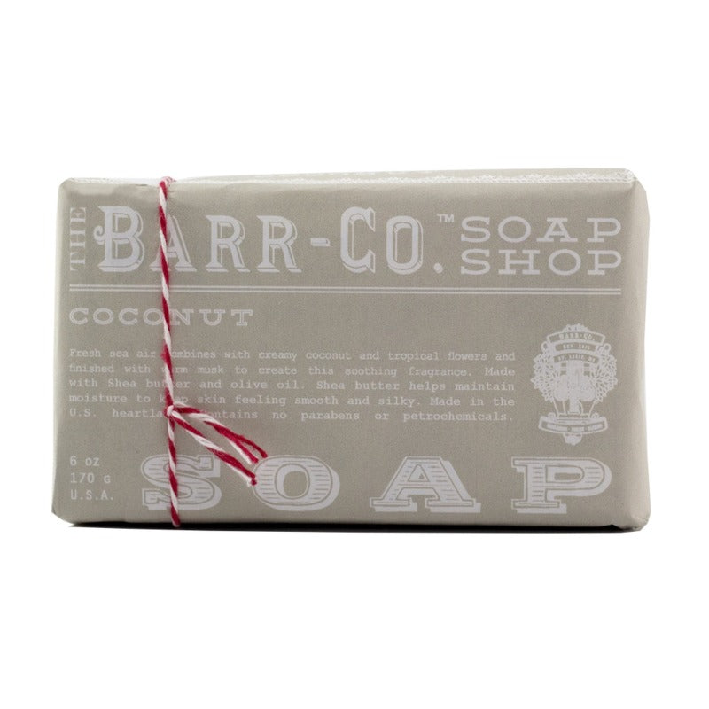 Barr-Co Coconut Bar Soap