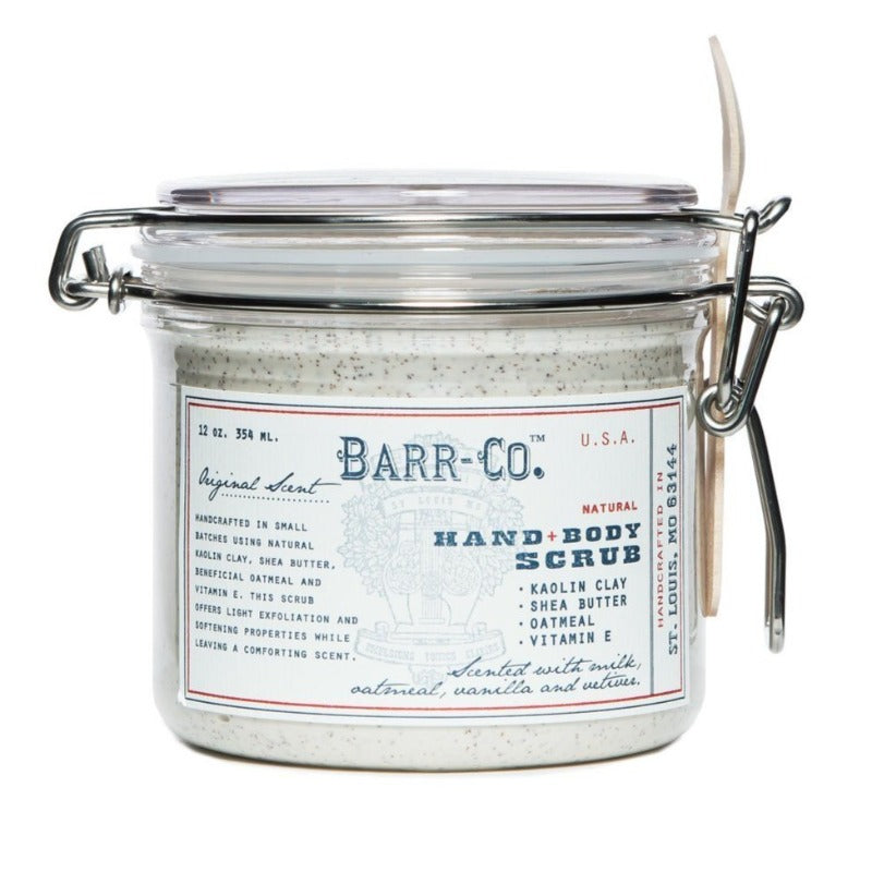 Barr Co Sugar Scrub - Original Scent (12 oz)