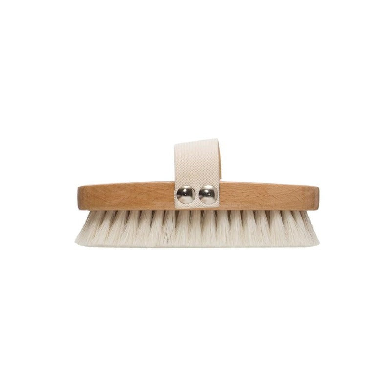 Beech Wood Brush with Elastic Band