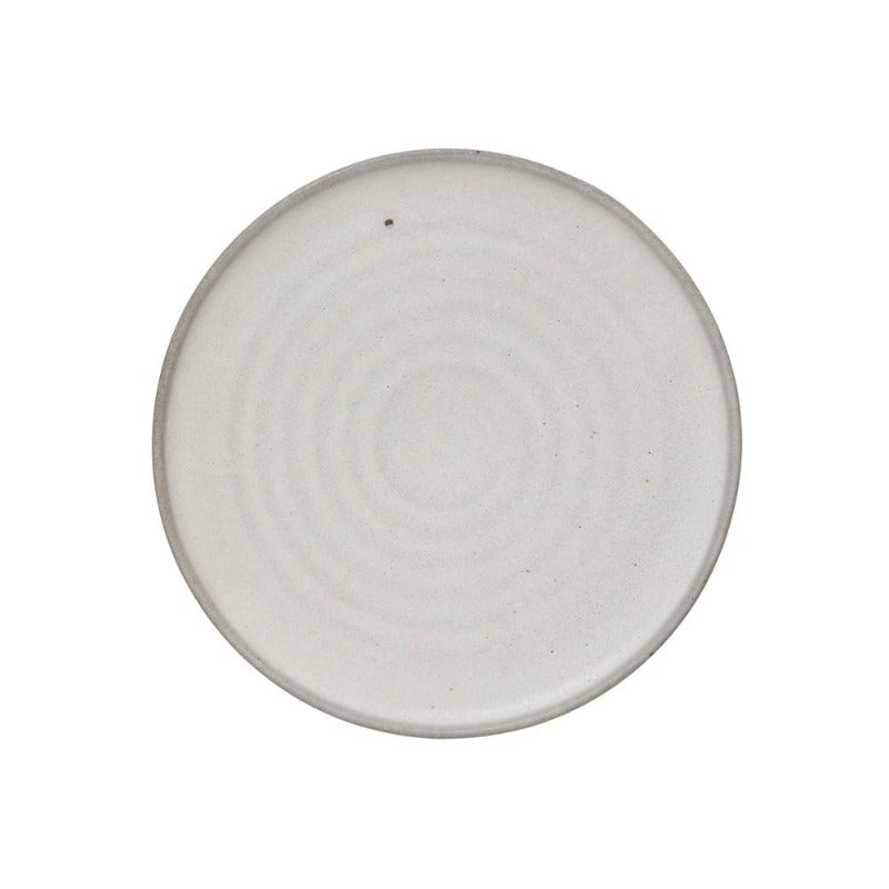 Textured Stoneware Plate (2 Sizes)