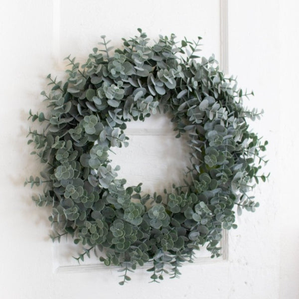 "17"" Eucalyptus Wreath"