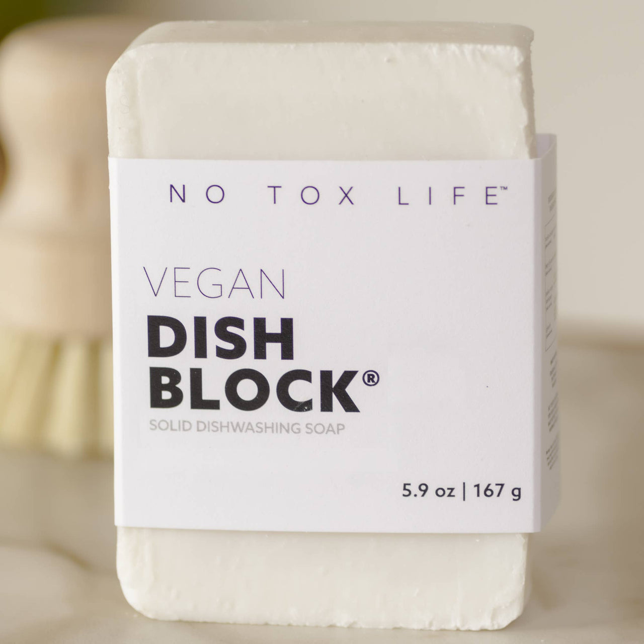 Vegan Dish Block