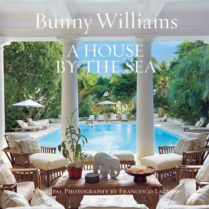House By The Sea Coffee Table Book