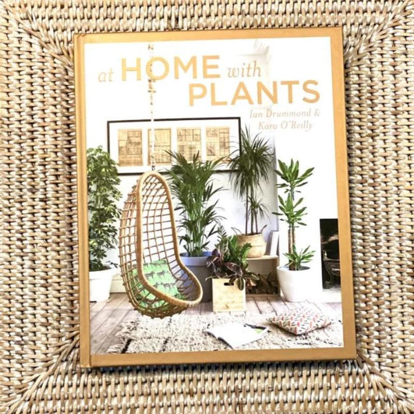 At Home With Plants Book