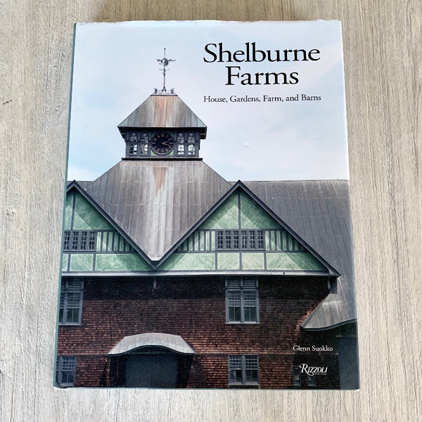 Shelburne Farms Coffee Table Book