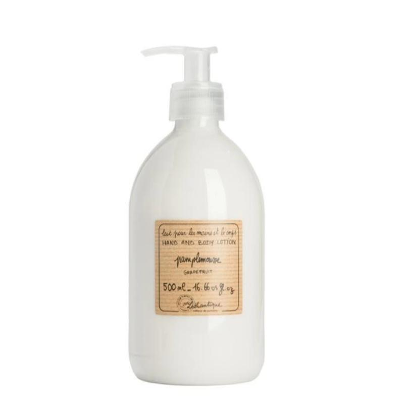 Lothantique Hand & Body Lotion- Grapefruit- 500mL