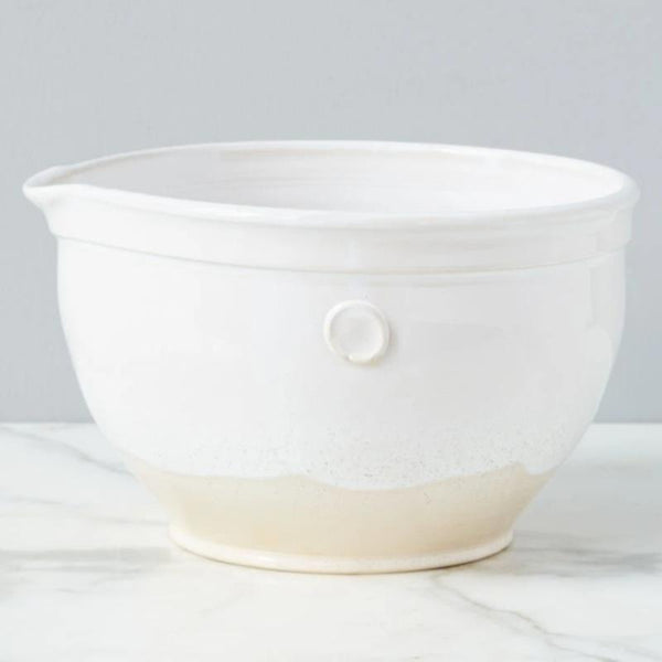Handthrown Mixing Bowl- DS only