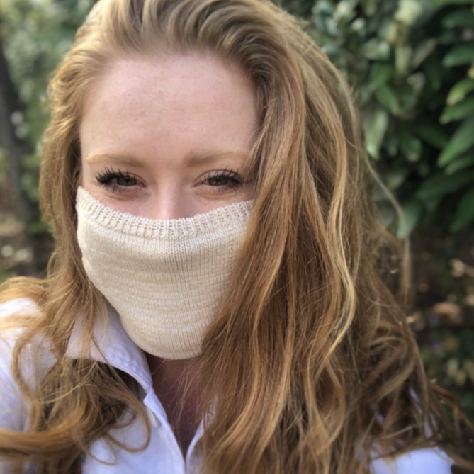 Eco Knit Face Mask- Buy 1 Give 1